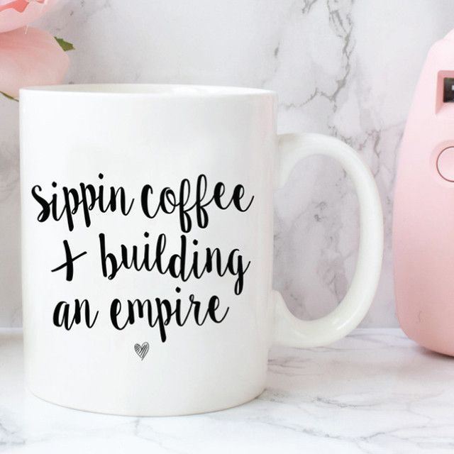 Building An Empire Mug                                                       …