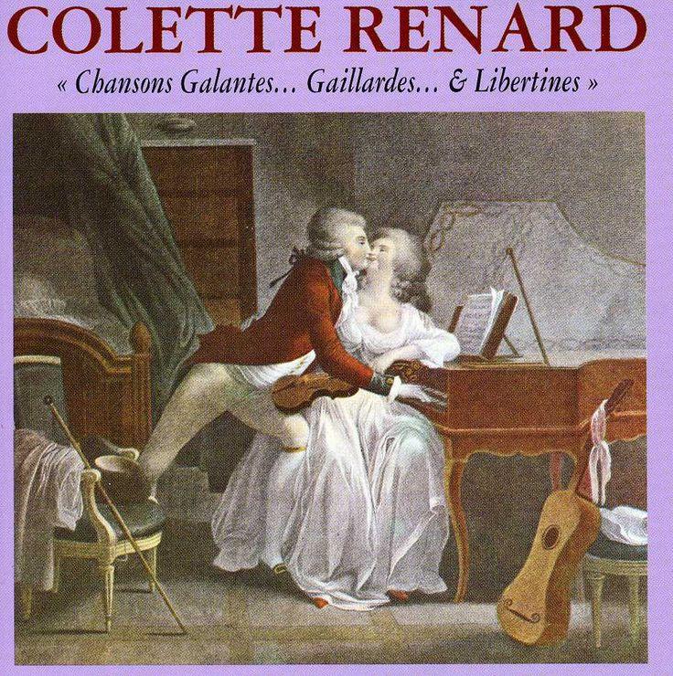 Colette Renard - 36 Chansons Gaillardes Et Libertines