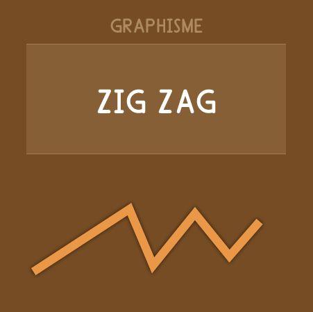 Graphisme Maternelle – Les lignes brisées ou zigzag