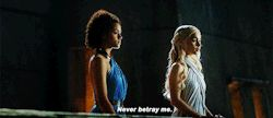 gif game of thrones 10 daenerys targaryen missandei gotedit stormborns