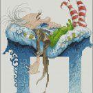 Pascal Moguerou Art Cross Stitch Chart Couleur
