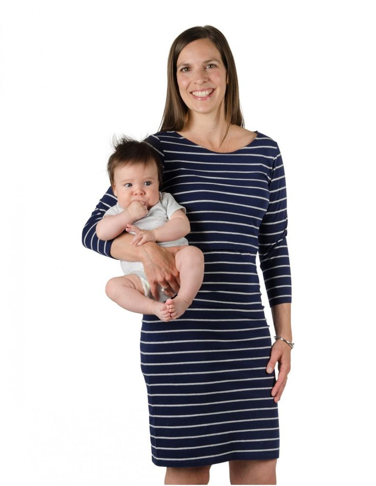 Breastfeeding took a turn into fashion. You still do it, but in a more stylish way.