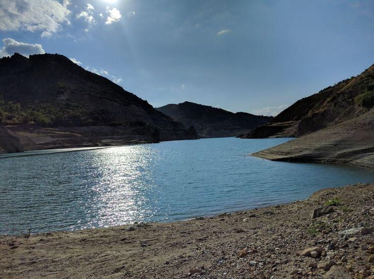 Güéjar Sierra, At the reservoir
