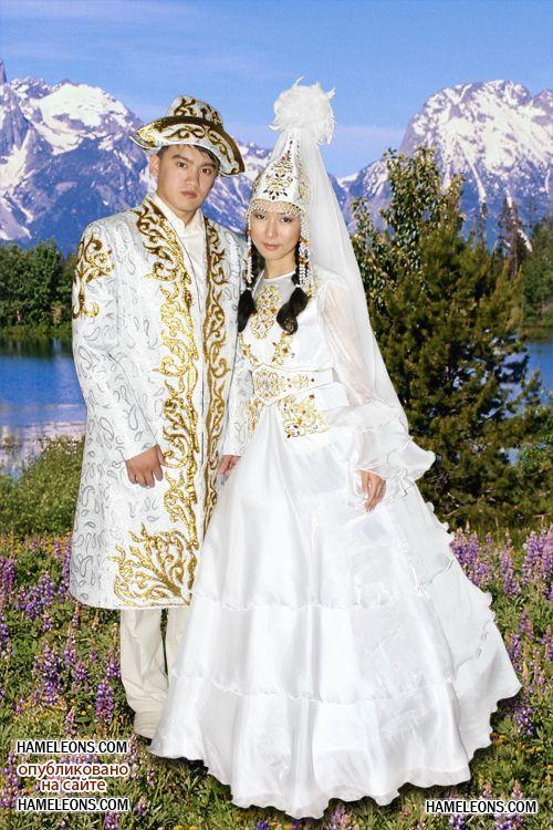 Виртуальная примерочная свадебных платьев.