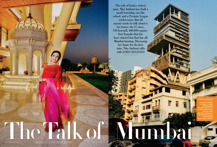 Antilia: Inside Mukesh Ambani's 27-Story Mumbai Residence, The World's First $1 Billion Home (PHOTOS)