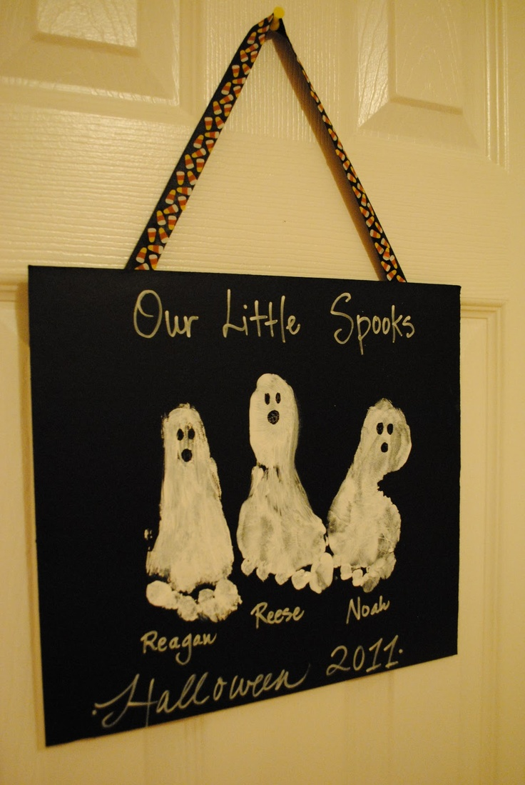foot ghosts