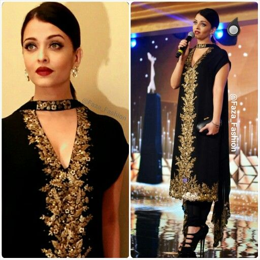 Aishwarya Rai Bachchan in Sabyasachi Mukherjee and Fendi shoes - 2015 L'OREAL Paris Femina Women's Awards أشواريا راي لابسه من سابياساتشي مُخرجي وكعب من فندي
