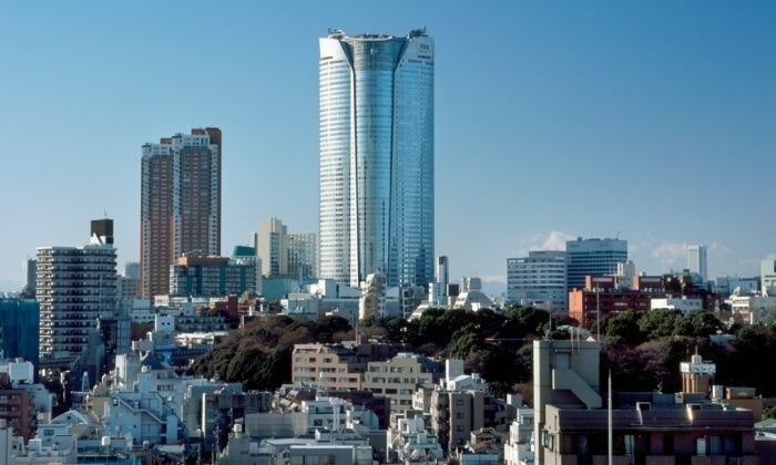 Roppongi Hills: controversial blueprint for Tokyo's new breed of high-rise – a history of cities in 50 buildings, day 38 | Cities | The Guardian