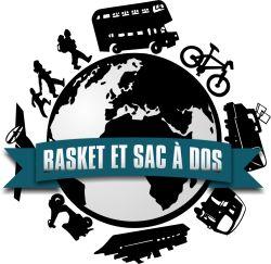 Basket et Sac à dos - Blog voyage et Tour du monde en famille