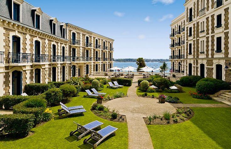 Hôtel Barrière Dinard - Frontage