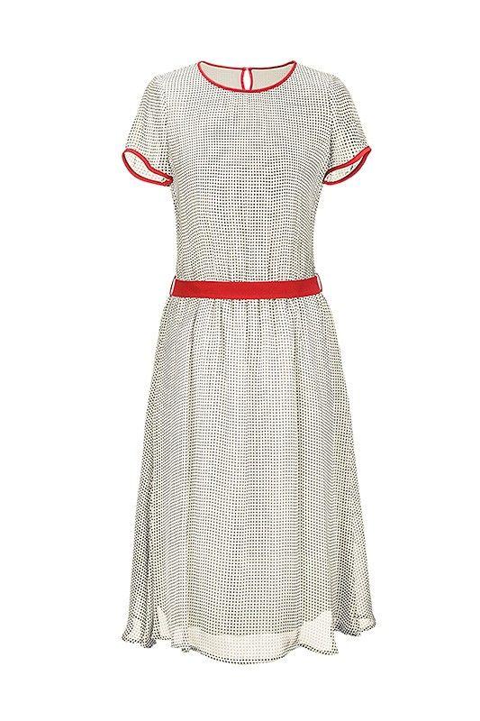 Sukienka jedwabna 2791 | EZURI | SHOWROOM