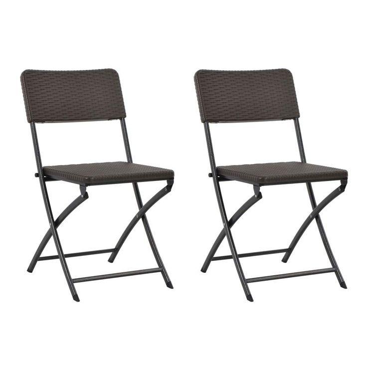 Chaises Pliables Folding Garden Chairs Garden Chairs Rattan