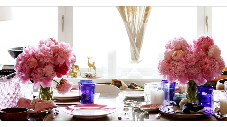 Entertaining Advice and Healthy Recipes From The Chew's Daphne Oz via @domainehome