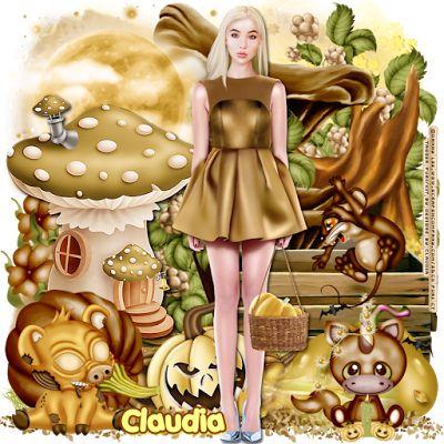 "MI RINCÓN GÓTICO: AD CT TEAM, ""Harvester Pumpkin Dress"""