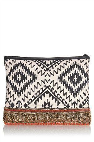 Buy Aztec Clutch Bag from the Next UK online shop