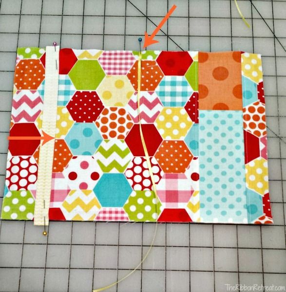 Fabric Covered Notebooks - The Ribbon Retreat Blog