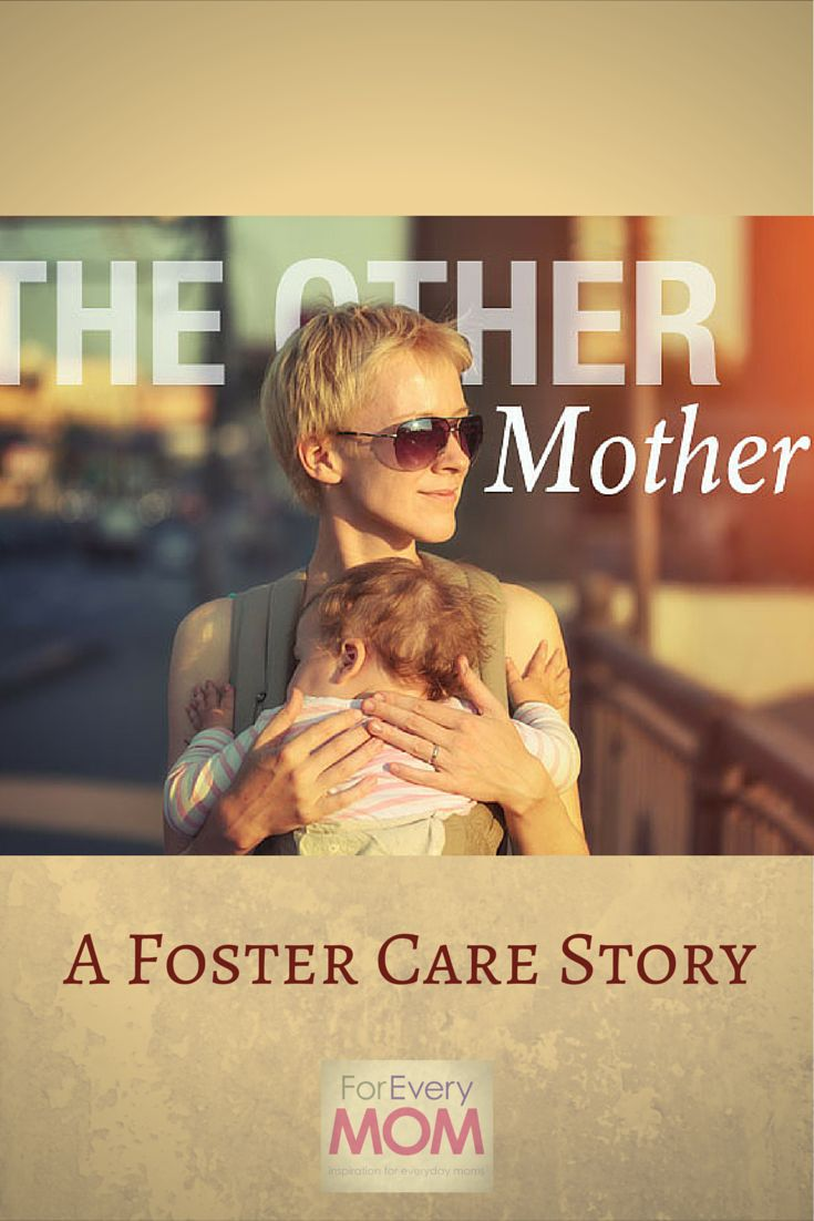 Awesome foster care story from a foster mom full of grace for her foster child's birth mom. A must-read for foster parents.