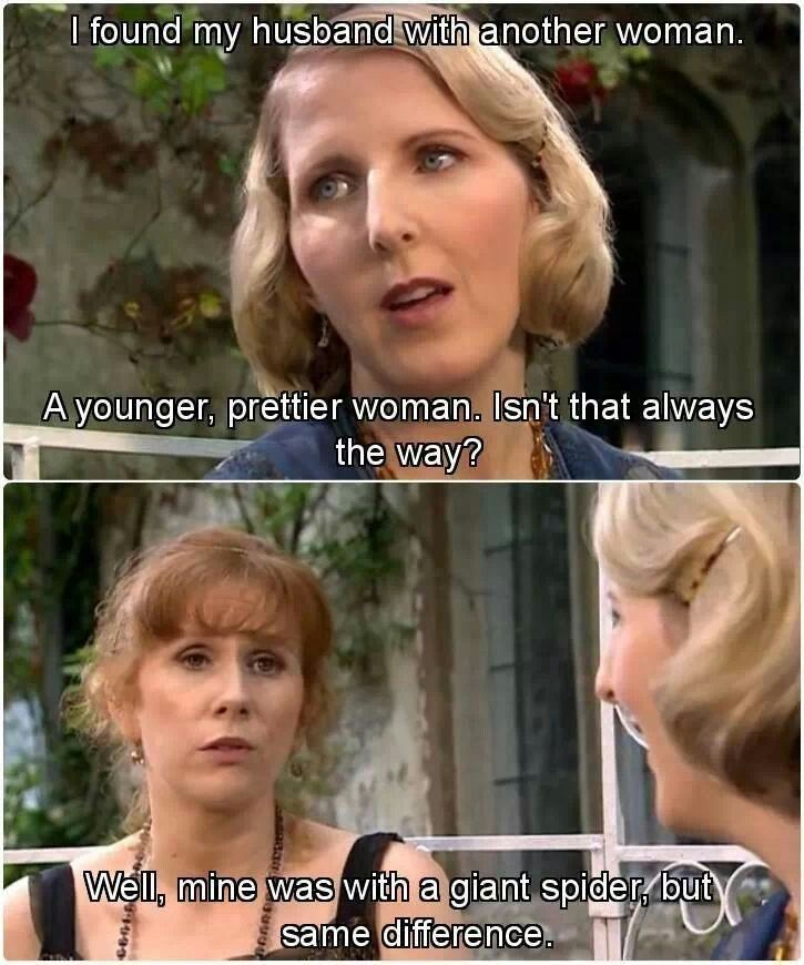 This episode was awesome - I loved the portrayal of Agatha Christie and Donna was brilliant (as always!)
