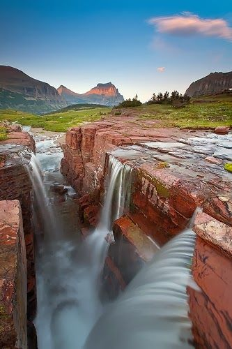 Glacier National Park, Montana ~ Blogger Pixz