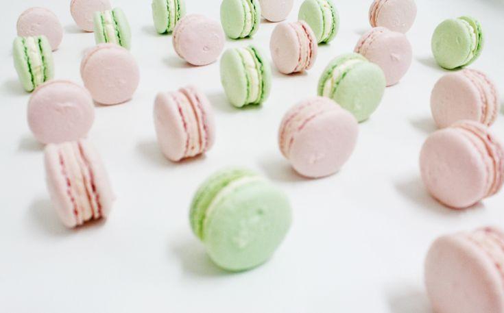 Macaron confetti