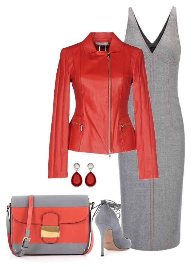 Untitled #1571 by bsimon623 on Polyvore featuring Joseph, DESA and Valentino