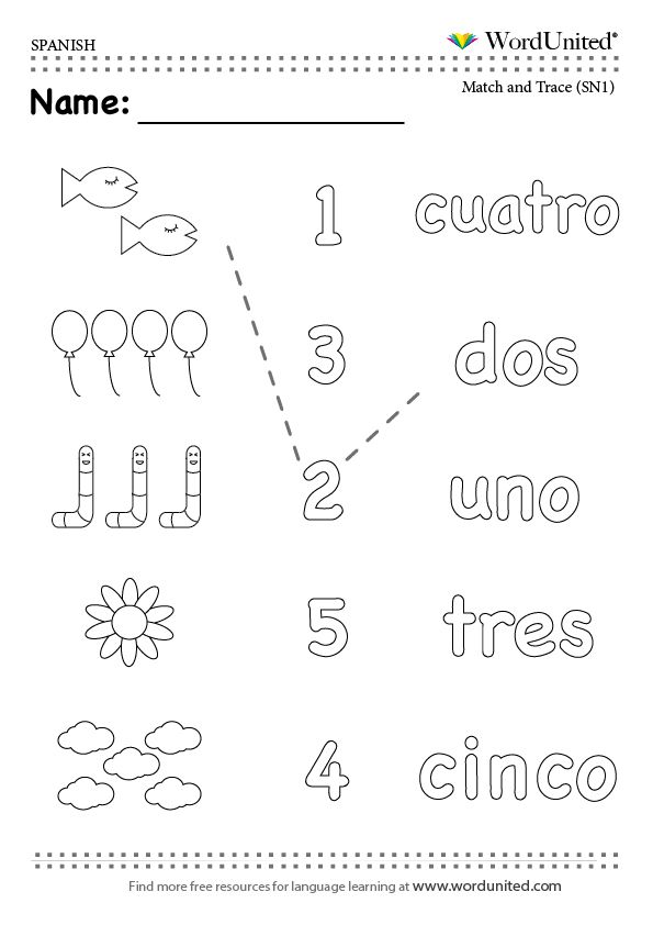 26 best Spanish images on Pinterest | Free worksheets, Literacy ...