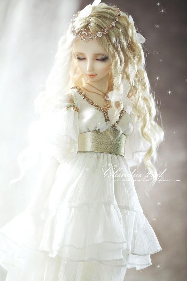Claudia 2nd SP (1/3 bjd limited doll from Angell Studio)