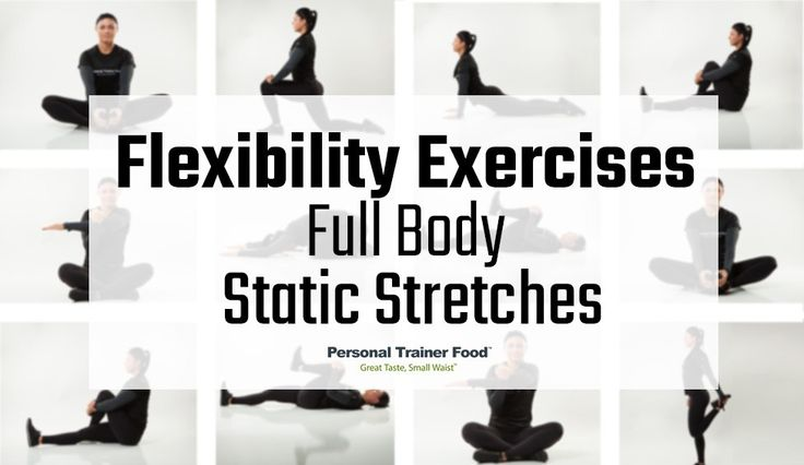 This simple stretching regimen will have you feeling your best– both physically and mentally in no time! The team of Certified Personal Trainers and Weight Loss Coaches here at Personal Train…