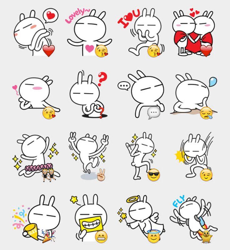 The best: cute telegram stickers channel