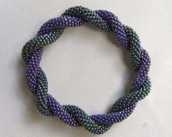 Bead Crochet Pattern  Basically Bars by WearableArtEmporium, $7.50