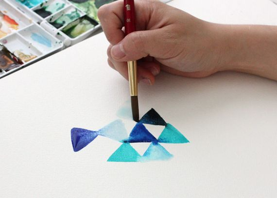 38 best learning from yao cheng images on pinterest for Watercolour tips and tricks