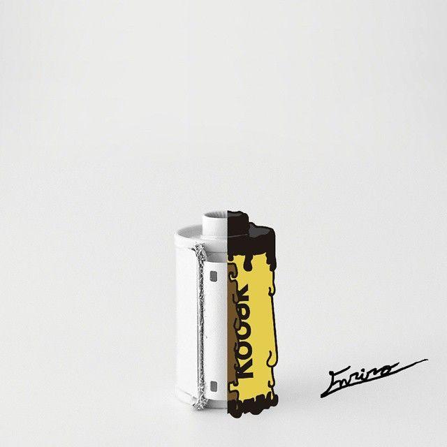 KODAK ACYD Arte Creativo Y Diseño  #Enriro #Diseño #Arte #Ilustracion #Digital #Publicidad #Marca #Creativo #Creatividad #Cartel #Color #Dibujo #art #artproject #Project #Design #Creativity #Illustration #Brand #draw #Drawing #Wacom #Colors #Paint #Illustrator #Photoshop #Advertising #Campaign #Poster #style