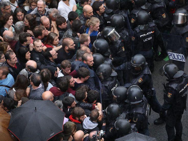 Qué falló en Cataluña? Los 5 errores que llevaron a la Policía al fracaso