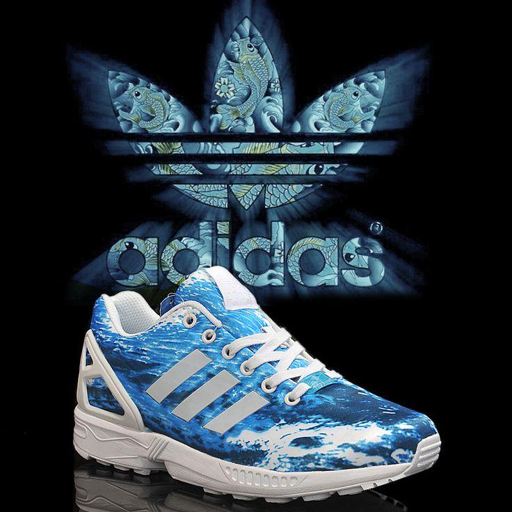 Adidas Zx Flux Edition