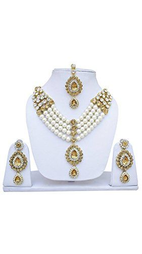 VVS Jewellers Elegant Indian Bollywood Gold Plated Ethnic... https://www.amazon.com/dp/B072L132WX/ref=cm_sw_r_pi_dp_x_5aefzbV1D3221
