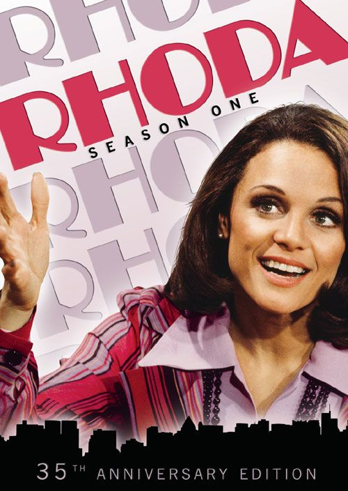 Rhoda - with Valerie Harper, a spin-off of Mary Tyler Moore's series