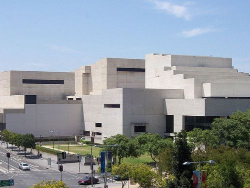 Queensland Performing Arts Centre, Brisbane, Robin Gibson, 1970s