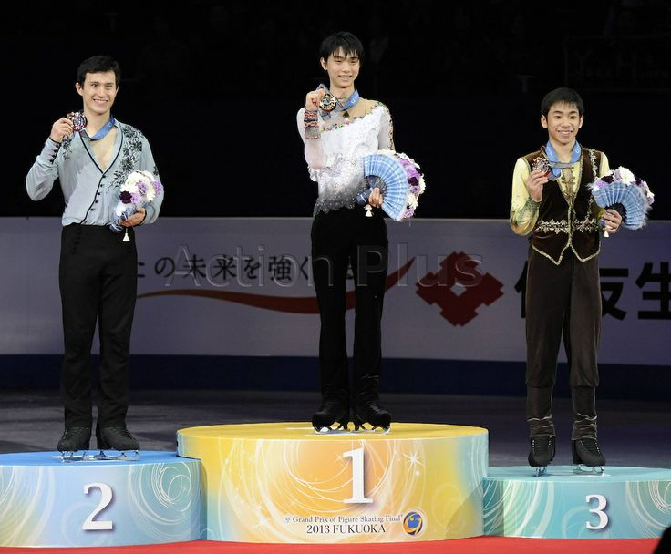 2013 ISU Grand prix Figure Skating Japan Dec 6-7th | Marketing Action Plus