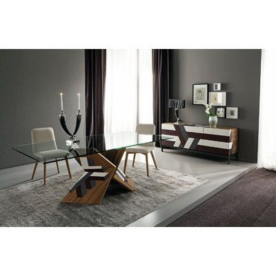Rossetto USA Senese Dining Table