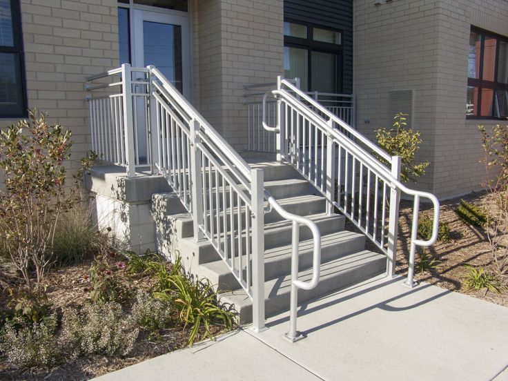 Heavy Duty Railing Is Perfect For Stairs, Balconies, Ramps And More! Add
