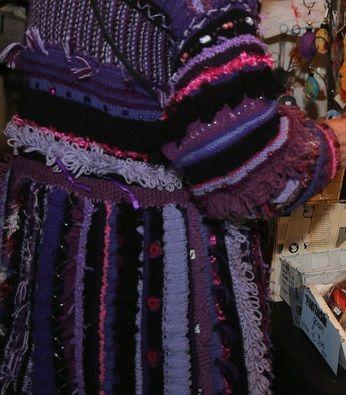 Geef je fantasie de ruimte tijdens de workshop fantasie breien van Pimpersil. Kijk voor alle informatie over deze leuke workshop op www.knitenknot.nl