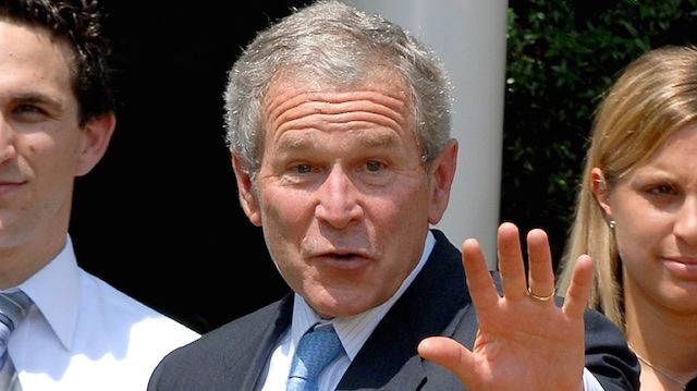 Bush Welcomes the Phoenix Mercury