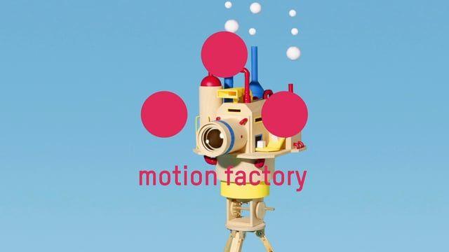 Du 24 avril au 10 août 2014, la Gaîté lyrique se faufile dans les coulisses de l'animation tactile et expose les imaginaires les plus fous d'une génération qui réalise des films comme on réalise des tours de magie.  Plus d'informations sur http://www.gaite-lyrique.net/motion-factory