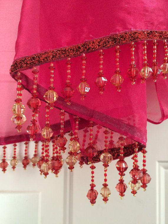Wedding or Valentine Shawl red sheer bridal wrap by fresheyedesign https://www.etsy.com/listing/219751539/wedding-or-valentine-shawl-red-sheer?ref=shop_home_active_4