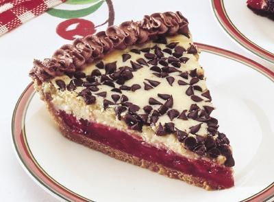 Quick & Easy Chocolate Chip Cherry Pie Recipe