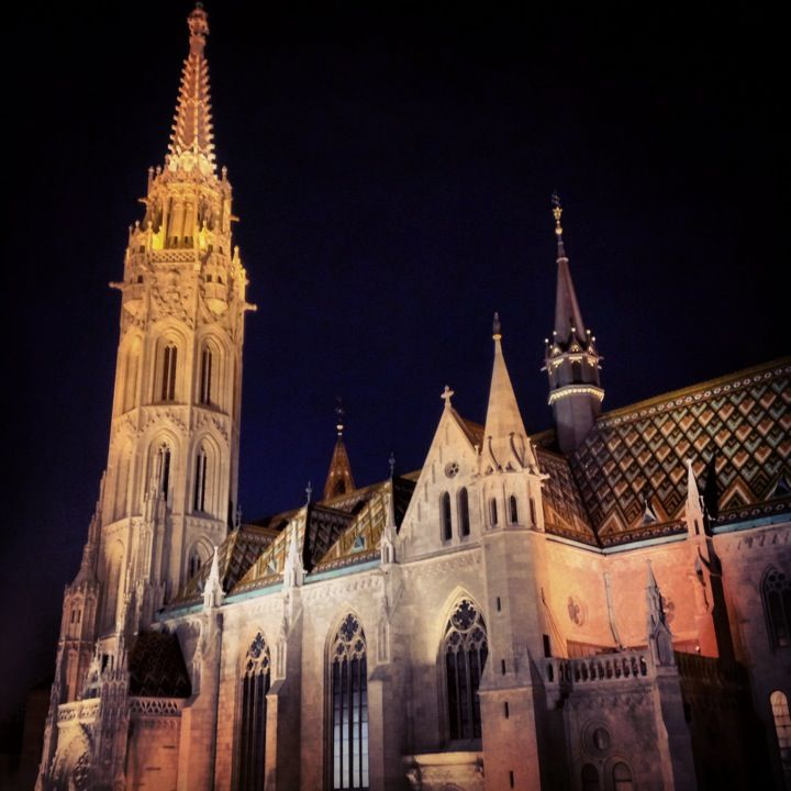 The 700-year-old Matthias Church was the scene of several coronations, including that of Charles IV in 1916, the last Habsburg king. It was also the site for the great Hungarian King Matthias' two weddings, hence its name. The eastern gate of the church was built in the 13th century. Today, Matthias Church remains one of the city's most prominent buildings.