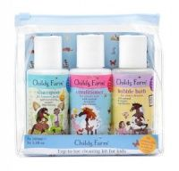 Childs Farm children's bodycare products contain natural and organic ingredients, and are kind & gentle for children aged 3-10 years
