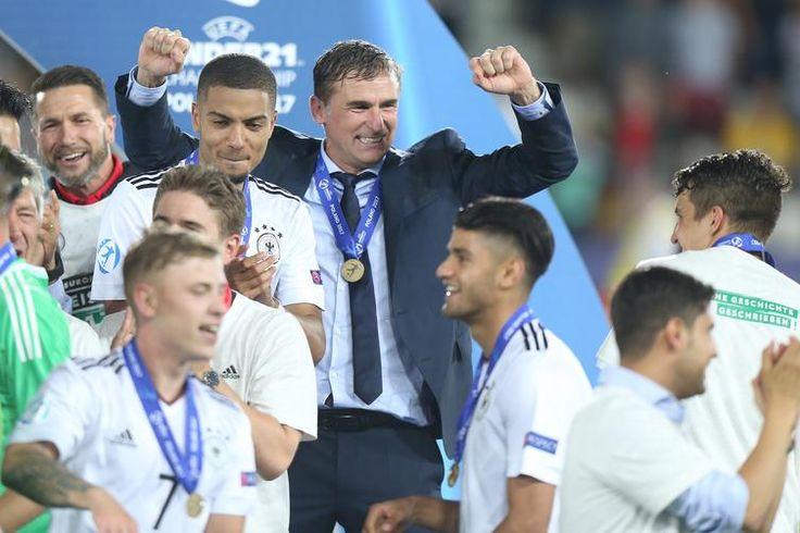 [UEFA EURO U21] Kuntz: Chcieliśmy wygrać ten puchar dla siebie - Łączy nas piłka