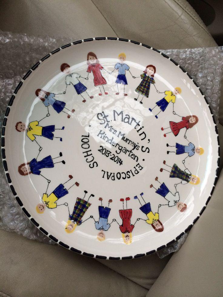 Ceramic class plate handprint ideas pinterest for Handprint ceramic plate ideas