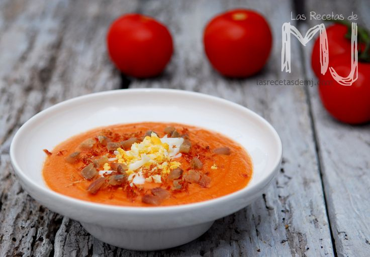 Salmorejo / Tomato soup